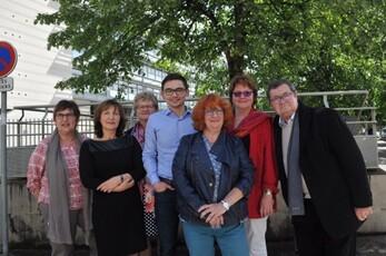 PS, PCF et Europe écologie-Les Verts présentent des candidats en commun