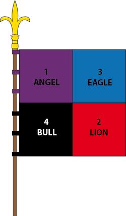 Practical exercise heraldic No. 4