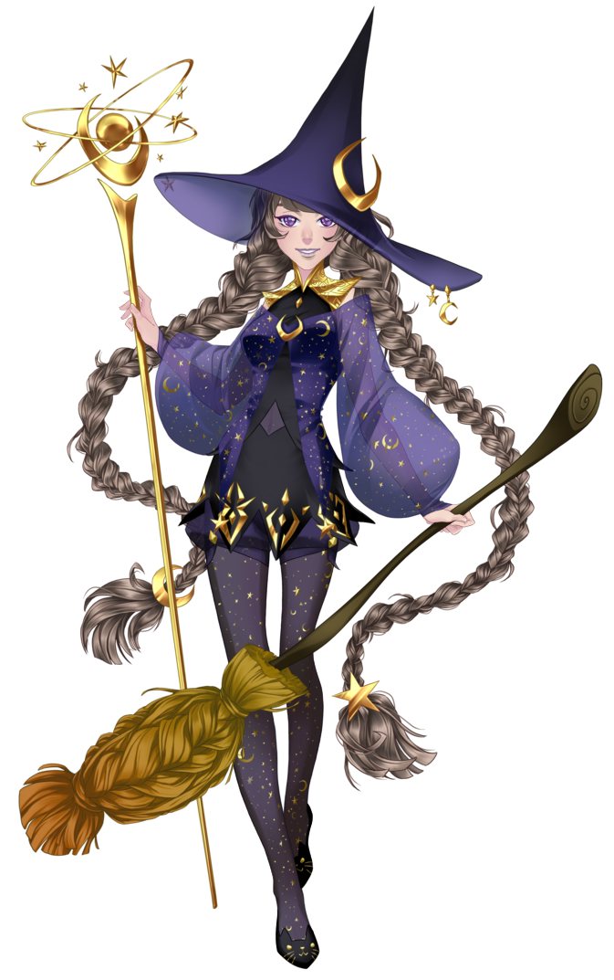 Starry Witch