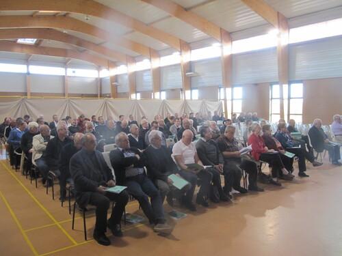 Photos Assemblée Générale du CBD07 du 15 novembre 2015