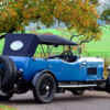 1925 Sunbeam 3 Litre Super Sports  Twin Cam  Tourer 4