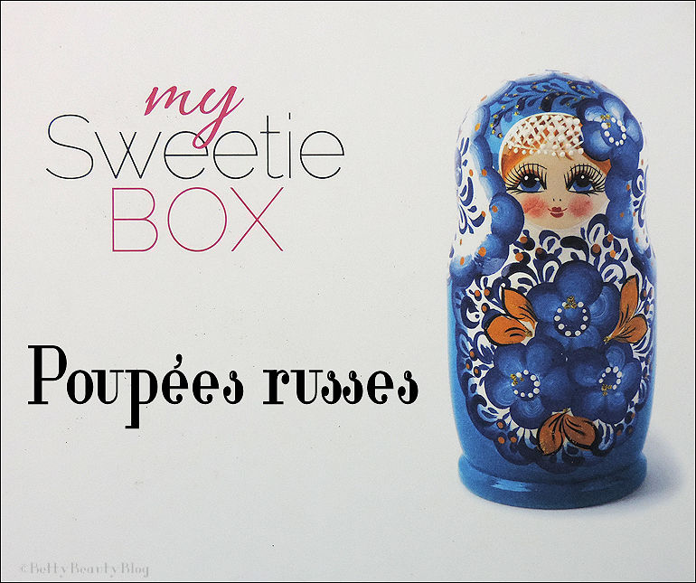 Mysweetiebox Poupées russes !