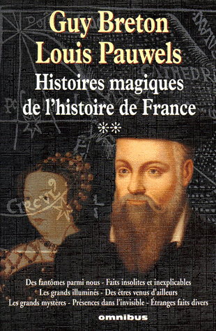 Histoires magiques de l'histoire de France