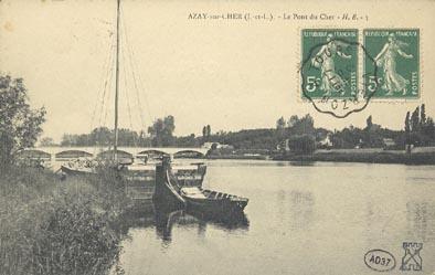 Le Port d'Azay sur Cher