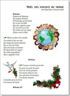 Calendrier de l'Avent pour découvrir Noël dans le monde.