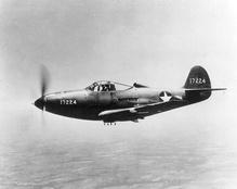 Bell P-39 Aircobra modèle M
