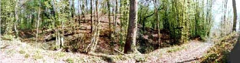 LES REMPARTS DE BRETONCELLES (Orne)