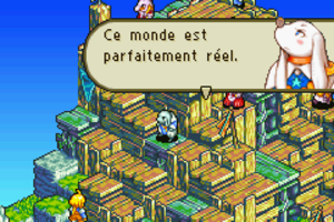 Final Fantasy Tactic Advance - Chapitre 10 - Fort Diamant