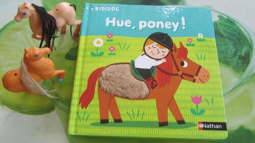 "Kididoc ""Hue, poney !"" & ""Quel chantier !"""