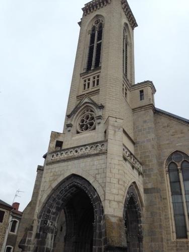 Eglise d'Arlanc