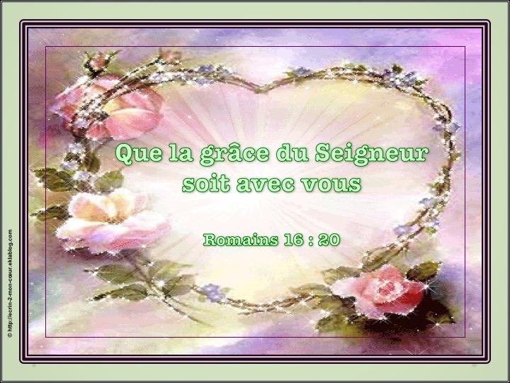 Ronde Versets du coeur 14