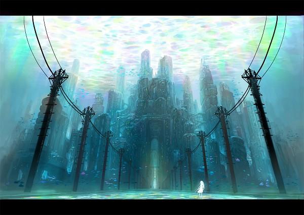 La cité sous-marine