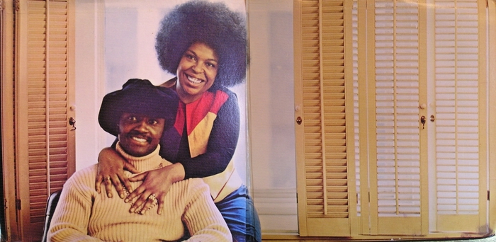 "Roberta Flack & Donny Hathaway : Album "" Roberta Flack & Donny Hathaway "" Atlantic Records SD 7216 [ US ]"