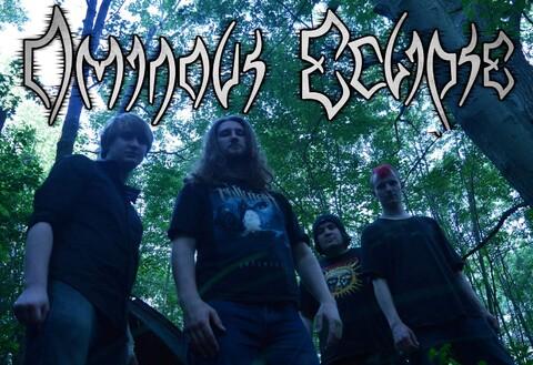 OMINOUS ECLIPSE - Détails et extraits du nouvel album Sinister