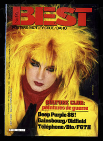 CULTURE CLUB - 1984 - BEST Magazine