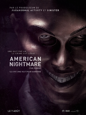 American Nightmare de James DeMonaco