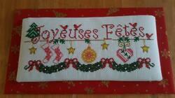Echanges de cadeaux de Noel