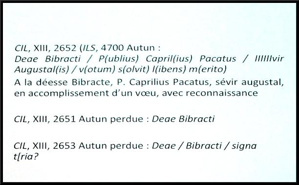 """Une très intéressante conférence sur """"les oppida gaulois"""" a eu lieu au Musée du Pays Châtillonnais-Trésor de Vix"""