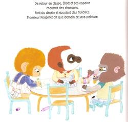 Thème de rentrée : les singes