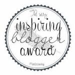 The very inspiring blogger's award