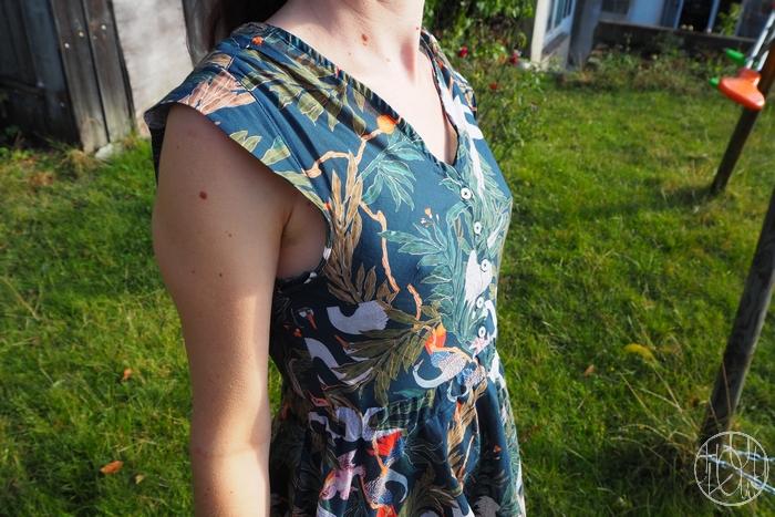 Ma robe Réglisse