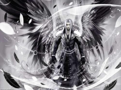 1 - Sephiroth