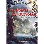 Chronique Les portes du Quérorah tome 1 : L'île de Nivurse de Arnaud Cornillet.