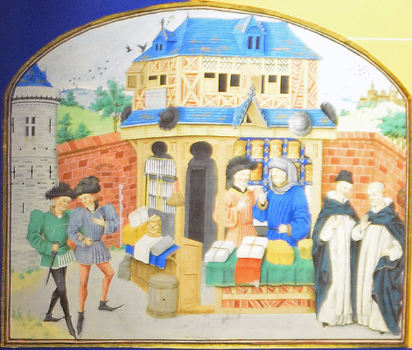 Visite du Gros Horloge de Rouen