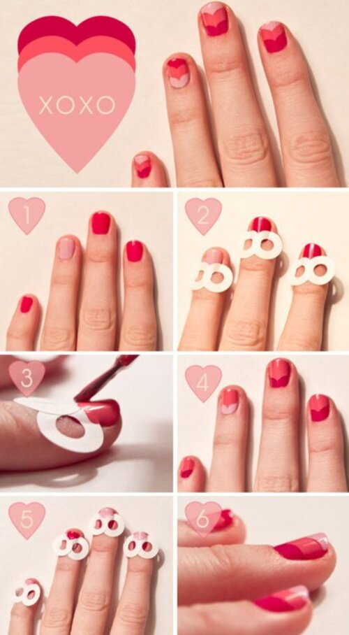 Quelques tutos nail art