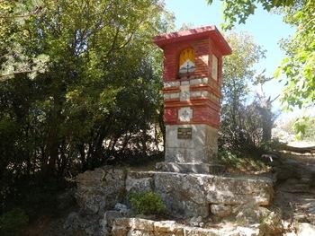 Le monument des Excursionnistes Marseillais