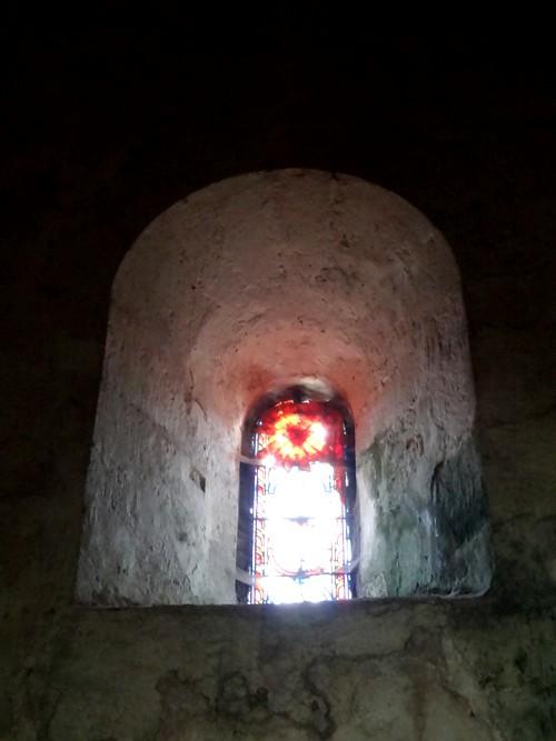 L'Eglise de Bure les Templiers..