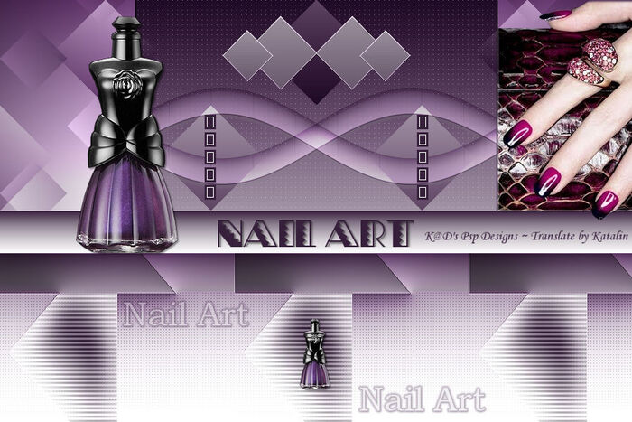 K@D's Psps Designs ~ Nail Art