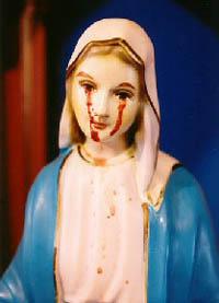 Naju en Corée : apparitions de la Vierge et de Jésus