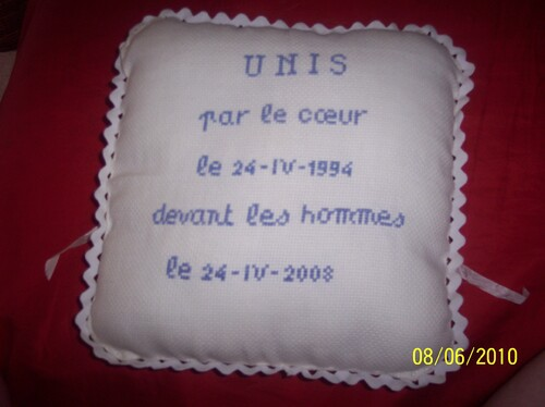 Pour mes amies brodeuses