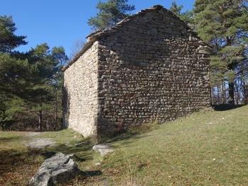 La chapelle de Saint-Léger