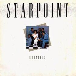 Starpoint - Restless - Complete LP