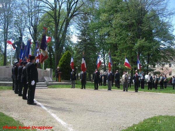 La Journée de la Déportation célébrée à Châtillon sur Seine