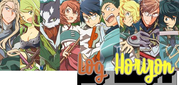 [Light novel] Log Horizon #26