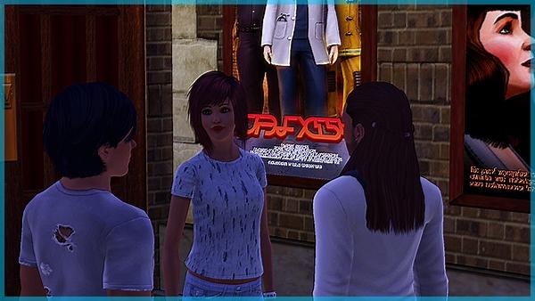 Blog de legsims3 : legsims3-legacy de angel doureve, episode113