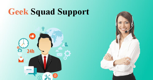 Geek Squad Support renders the unmatched level of 24/7/365 Support