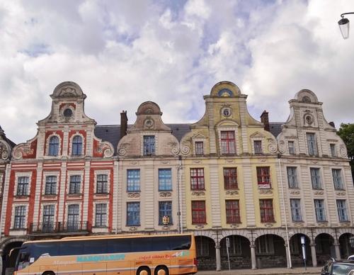 Arras: Autour de la Grand'Place