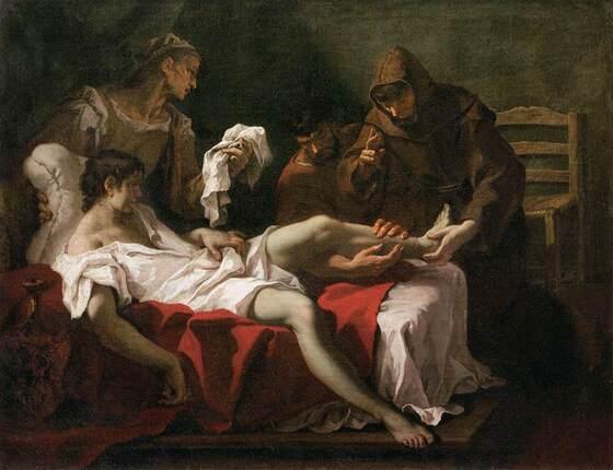 Saint Antoine de Padoue : Fête le 13 juin