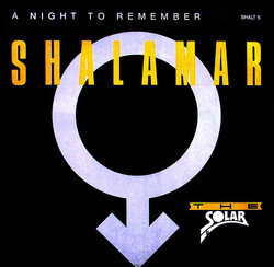 Shalamar - A Night To Remember - Complete EP