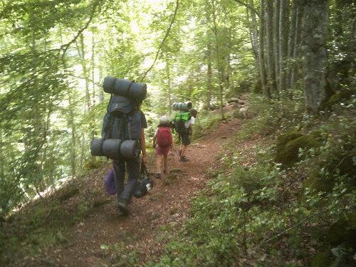 Cabane/bivouac (4 nuits) : vallon de Rieufort de Gascous (Aston) - 09