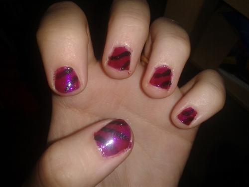 1er nail art