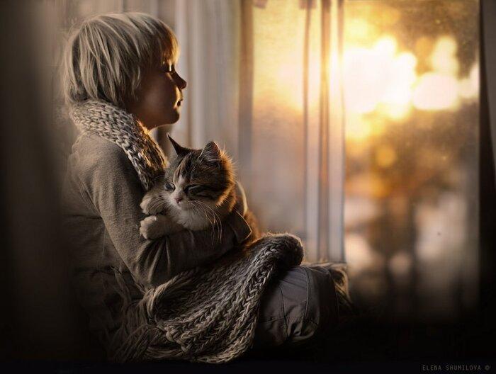 les plus belles photographies signées Elena Shumilova