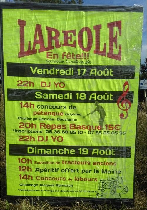 Concours de Fête de Laréole -31-