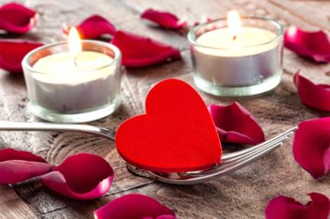 Décoration pour la Saint Valentin
