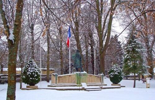 Les Voeux pour 2010 à Châtillon sur Seine