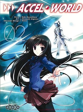Accel world - Tome 02 -